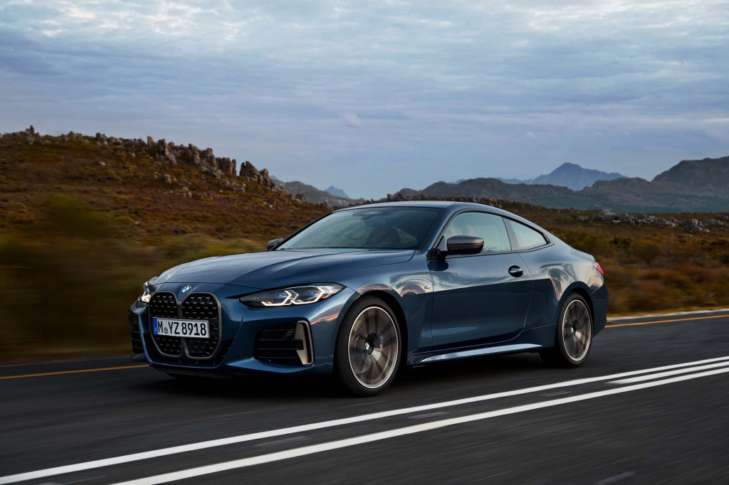 2021 BMW 4-Series preview: Popular coupe takes on bold new ...
