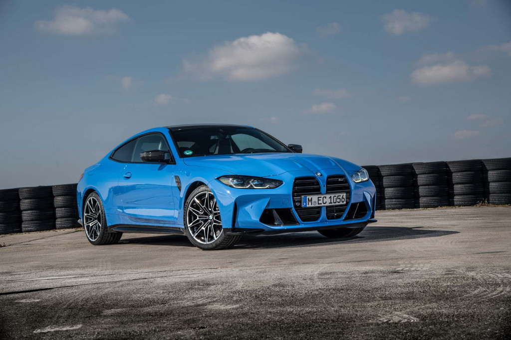 2022 BMW M4 Competition xDrive