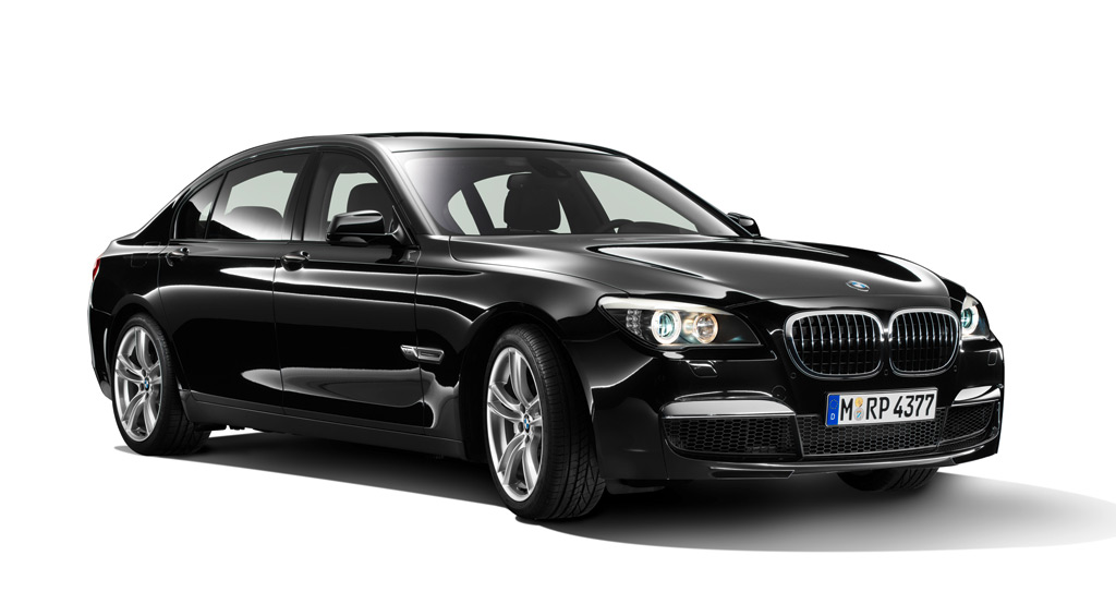 BMW 7-Series M Sport Package