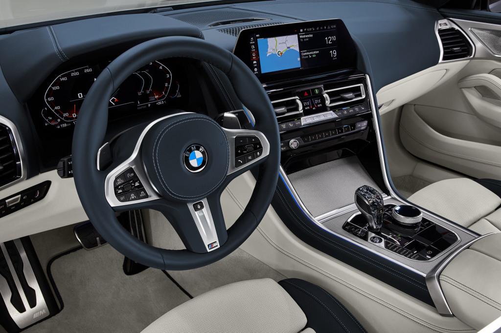 2020 BMW 8-Series Gran Coupe