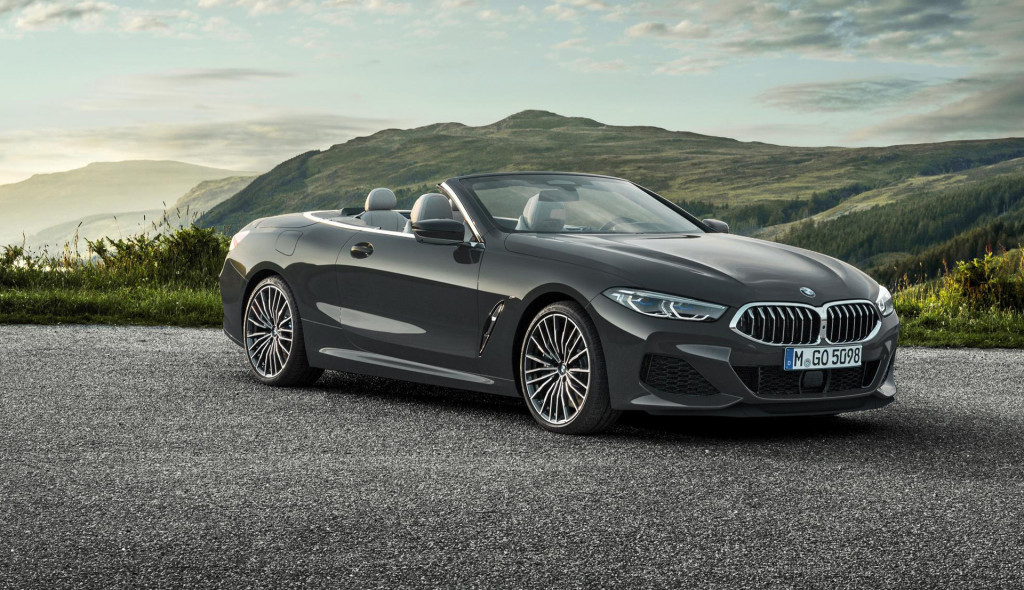 2020 BMW 8-Series Convertible (840i)