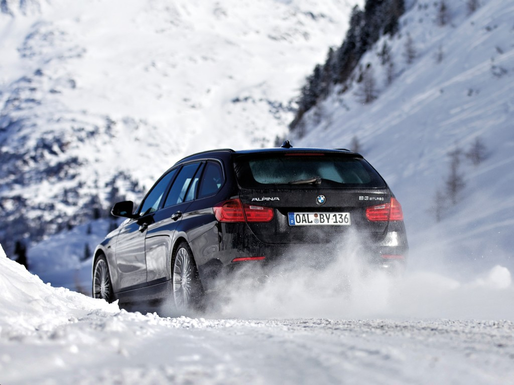 BMW Alpina B3 Biturbo - image: Alpina