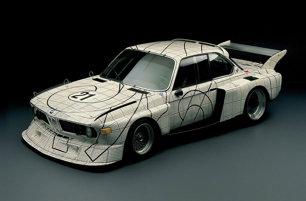 Bmw Art Car Collection Virtual Tour Video