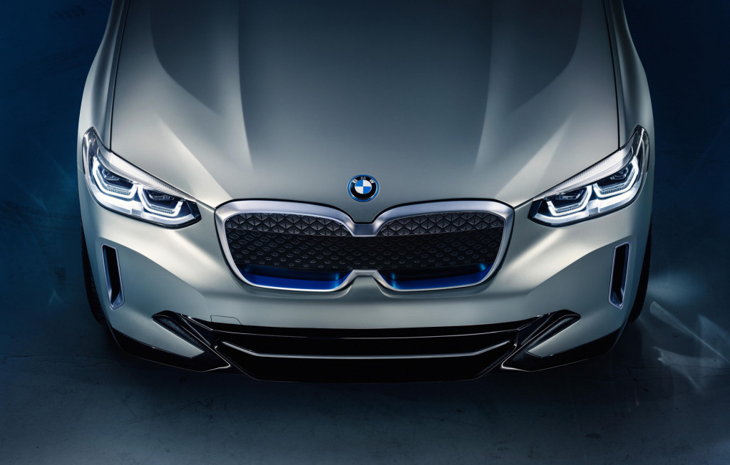 Chinese-made BMW iX3 electric SUV will be sold globally