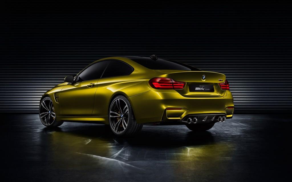 BMW Concept M4 - 2013 Pebble Beach Concours d'Elegance