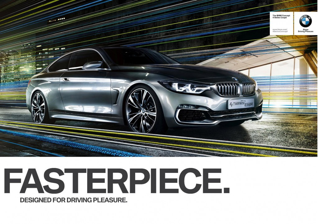 Bmw S New Ad Slogan Is Designed For Driving Pleasure Video
