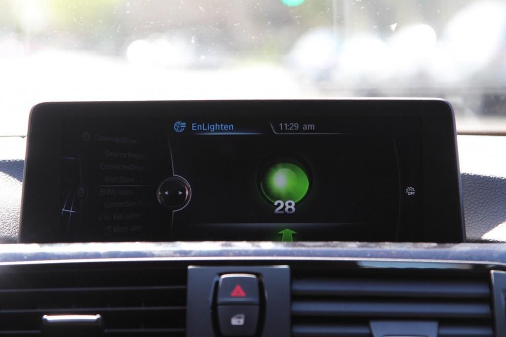 BMW EnLighten app integration