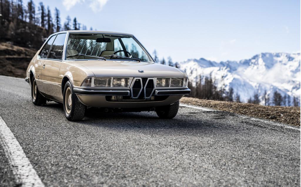 BMW Garmisch recreation