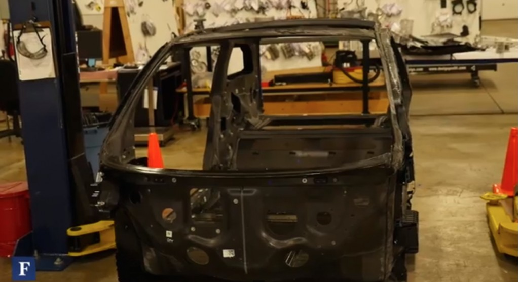 Image: BMW i3 body shell, size: 1024 x 557, type: gif, posted on: January 5, 2015, 4:23 am ...