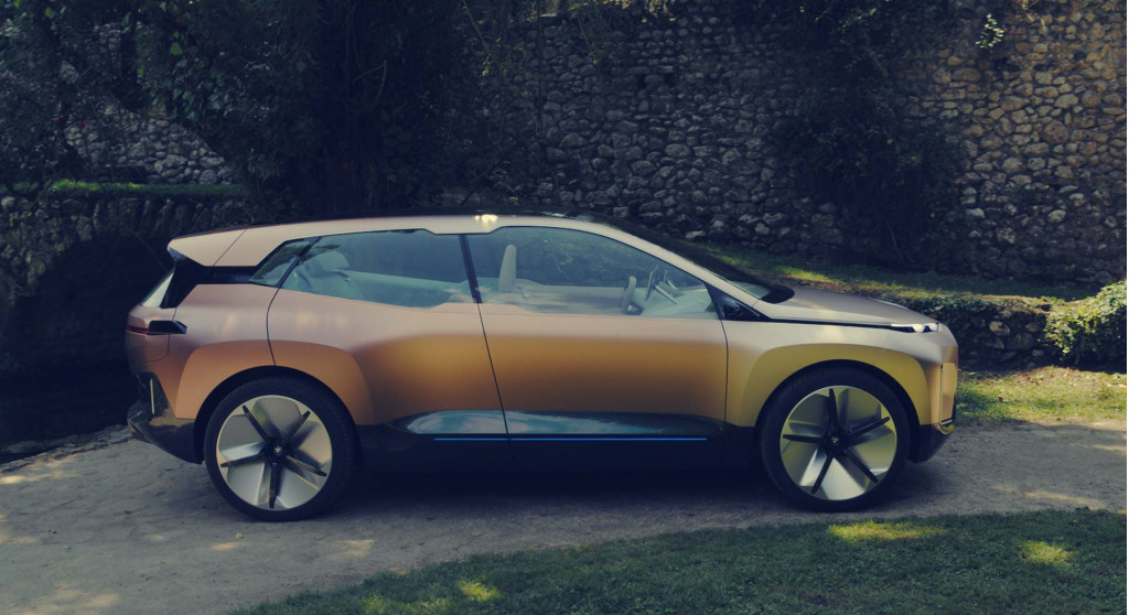 2021 BMW INext Is Fully Autonomous SUV >> Bmw Level 5 Self Driving Car Could Happen By 2021
