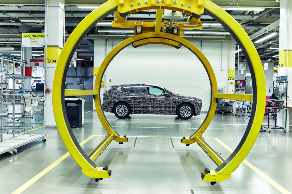 BMW iNext Pilot Plant
