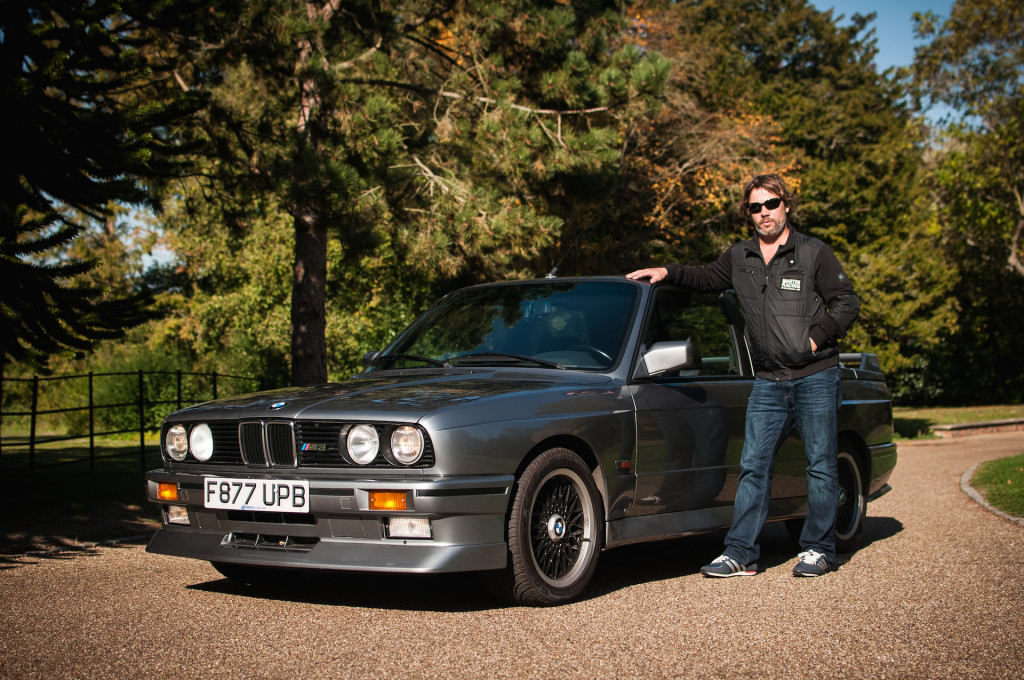 1989 M3 Johnny Cecotto Limited Edition, Jay Kay collection