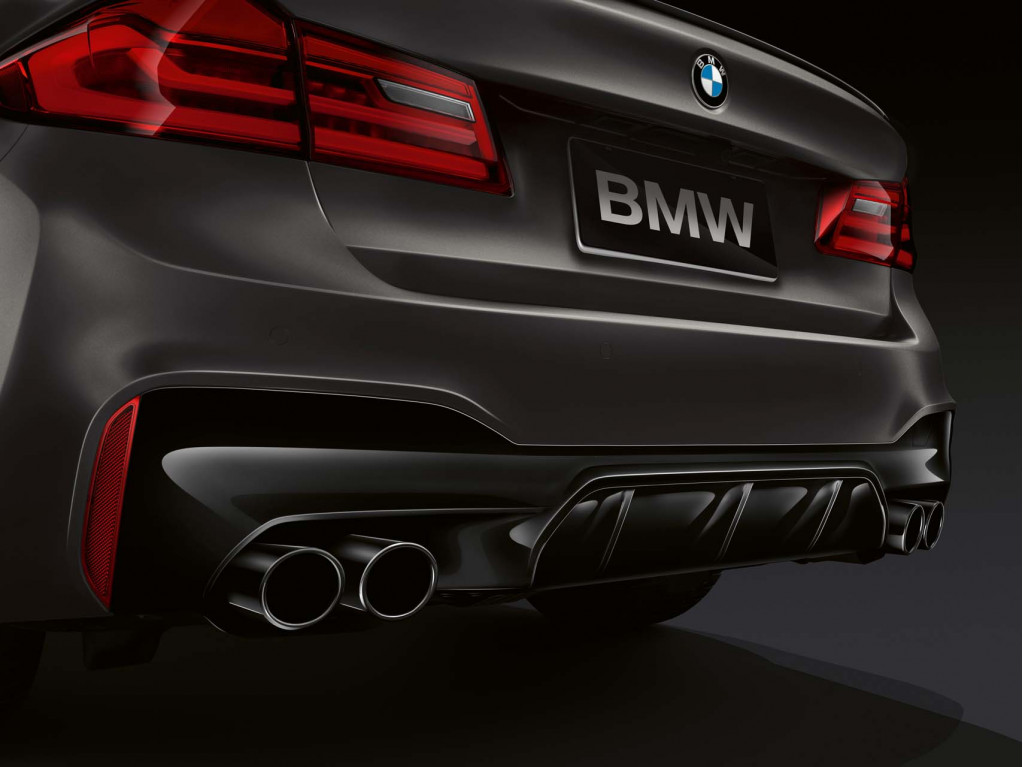 Bmw Celebrates 35 Years Of Fast Sedans With Special M5