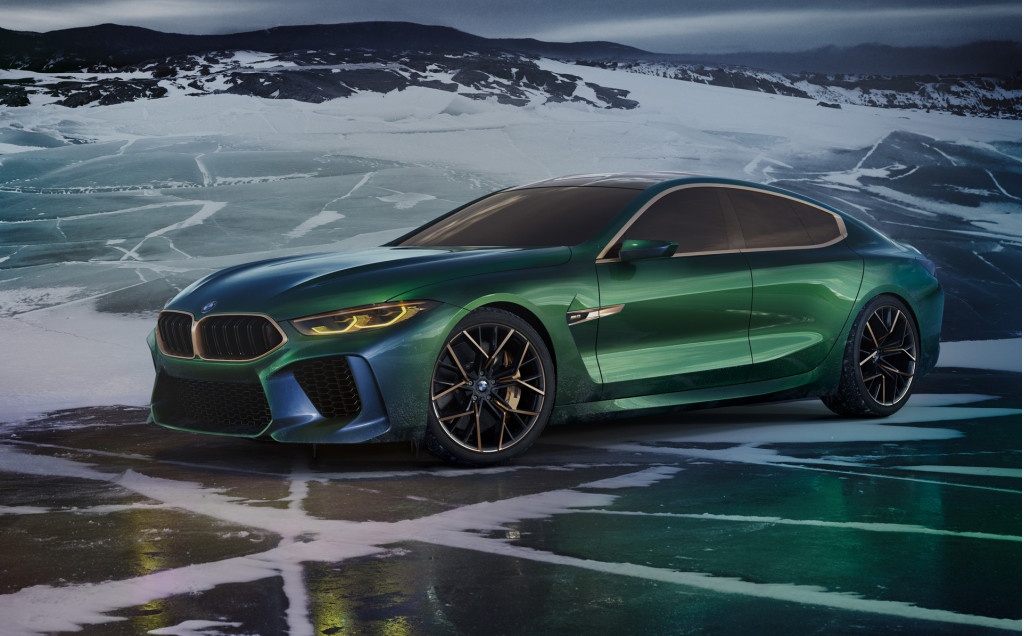 Concept Previews BMW M Gran Coupe Coming In News About - Cool coupe cars
