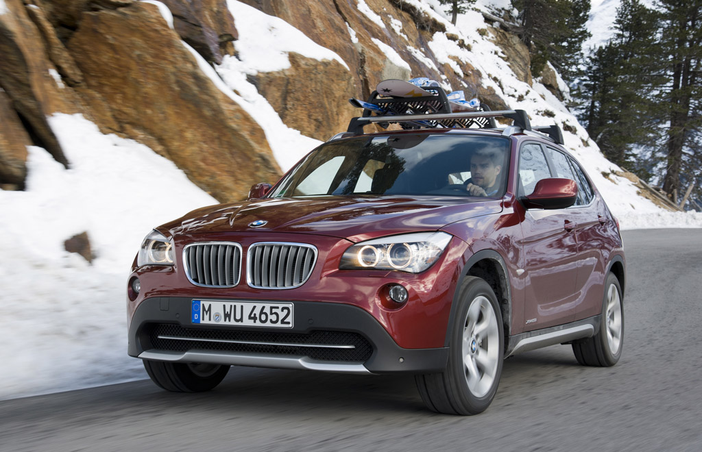 BMW Says No X1 For U.S. Until End Of 2012