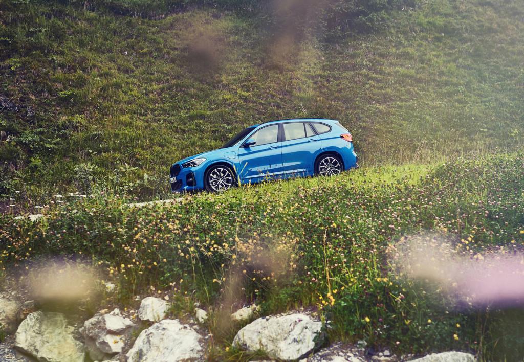 2020 BMW X1 xDrive25e