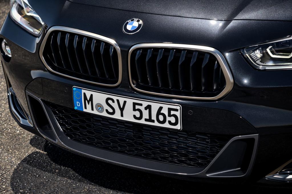 2019 BMW X2 M35i is a 302-horsepower hot hatch alternative