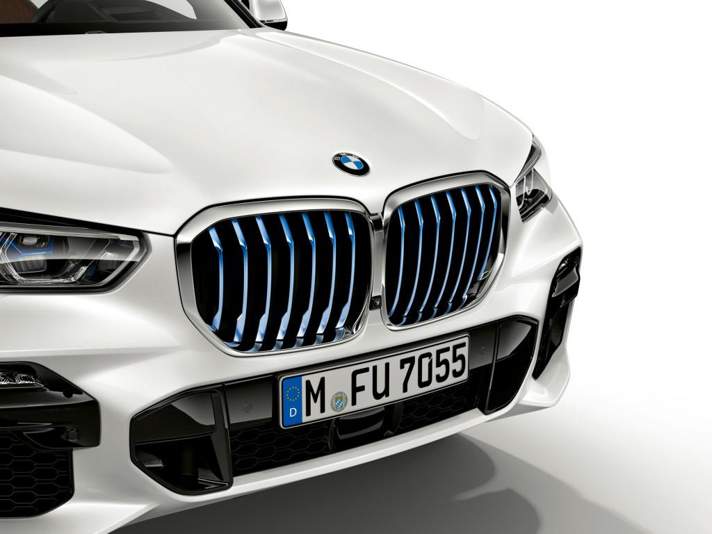 2021 BMW X5 xDrive45e iPerformance plug-in hybrid promises more electric range