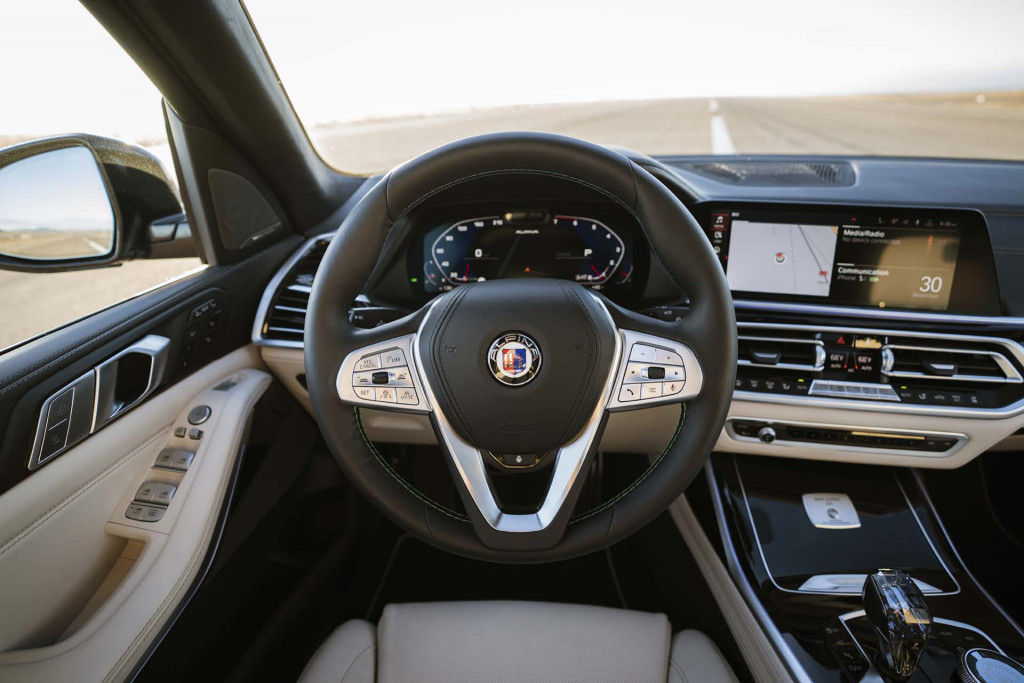 BMW Alpina XB7 super SUV already sold out for 2020 - FNB ...