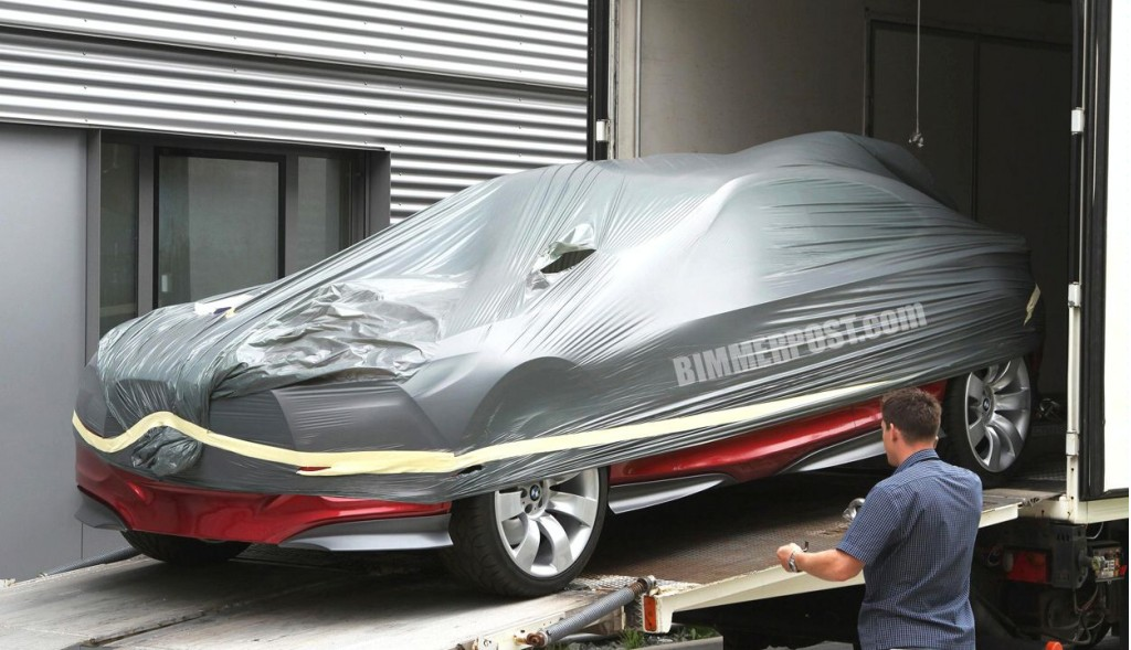 Spotted: BMW Z Vision Concept