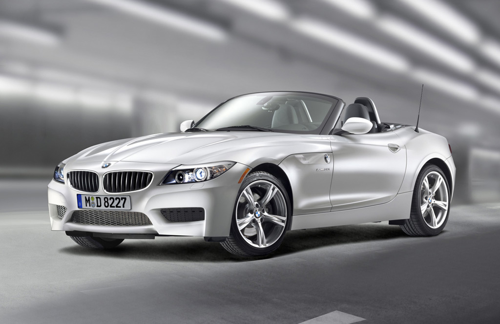 Bmw Unveils New M Sport Package For Z4 Roadster