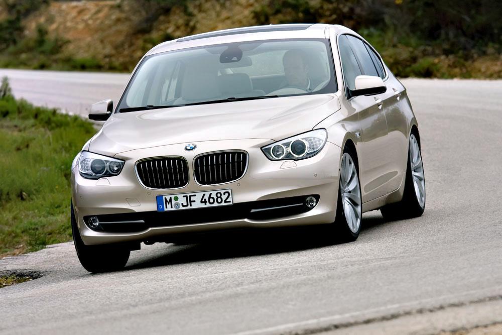 2011 BMW 5-Series GT Gets Six-Cylinder Option
