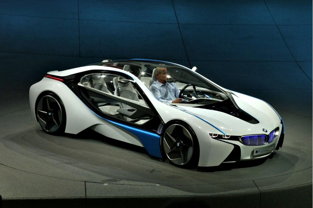 Image: 2009 BMW Vision EfficientDynamics Concept, size: 1024 x 682 ...