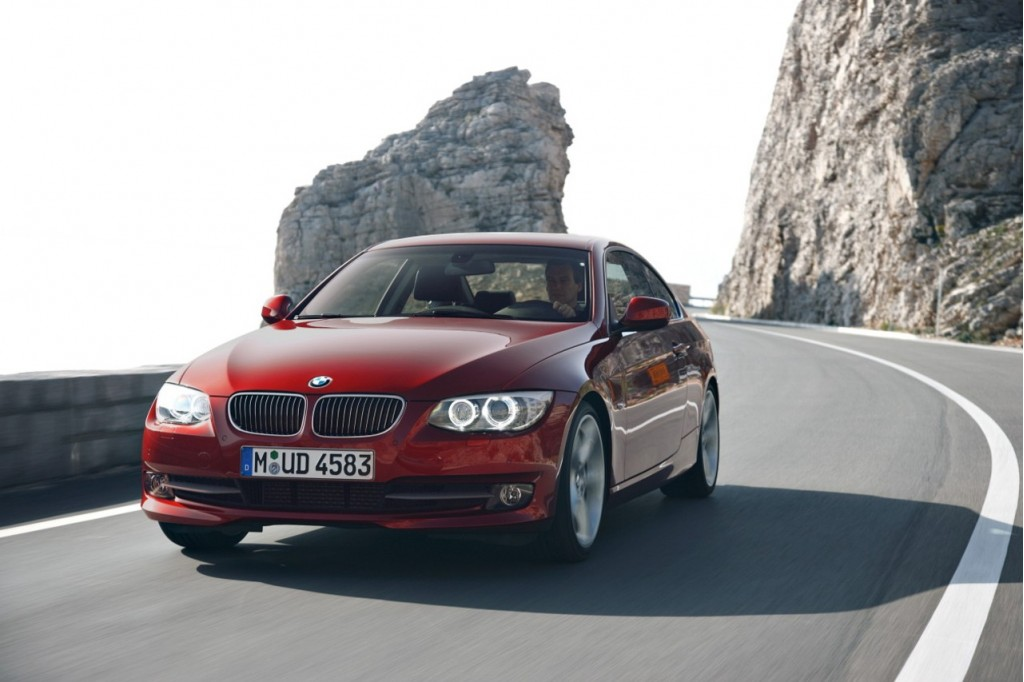 2011 BMW 3-Series Coupe
