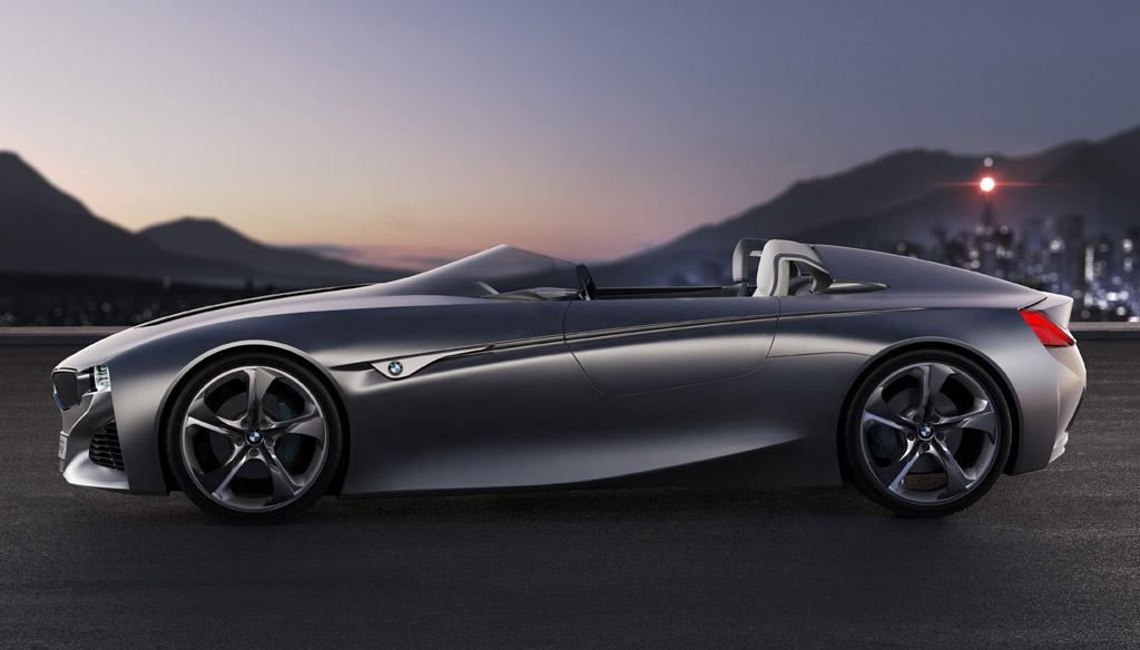 2011 BMW Vision ConnectedDrive Concept