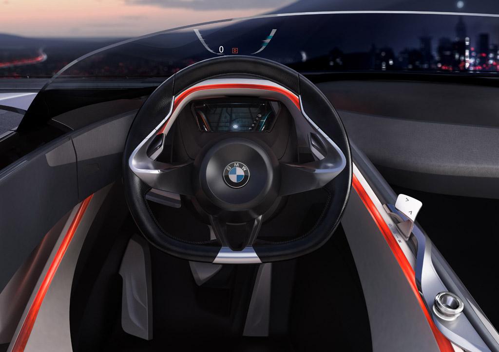 Image: 2011 BMW Vision ConnectedDrive Concept, size: 1024 x 724 ...