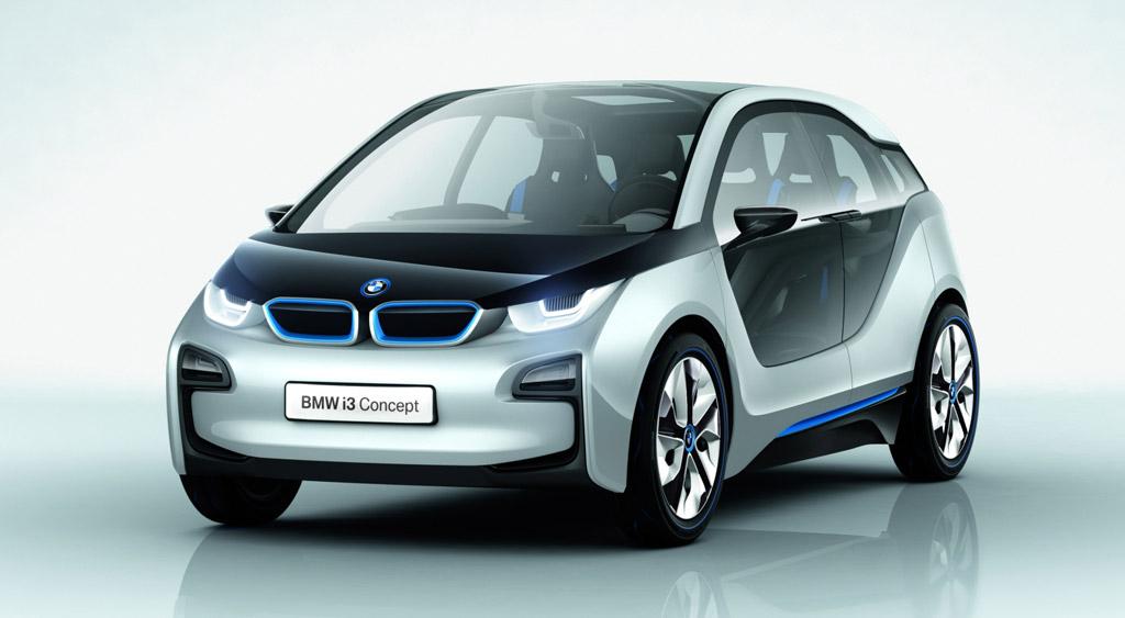 Bmw I3 Concept The Megacity Vehicle Finally Revealed