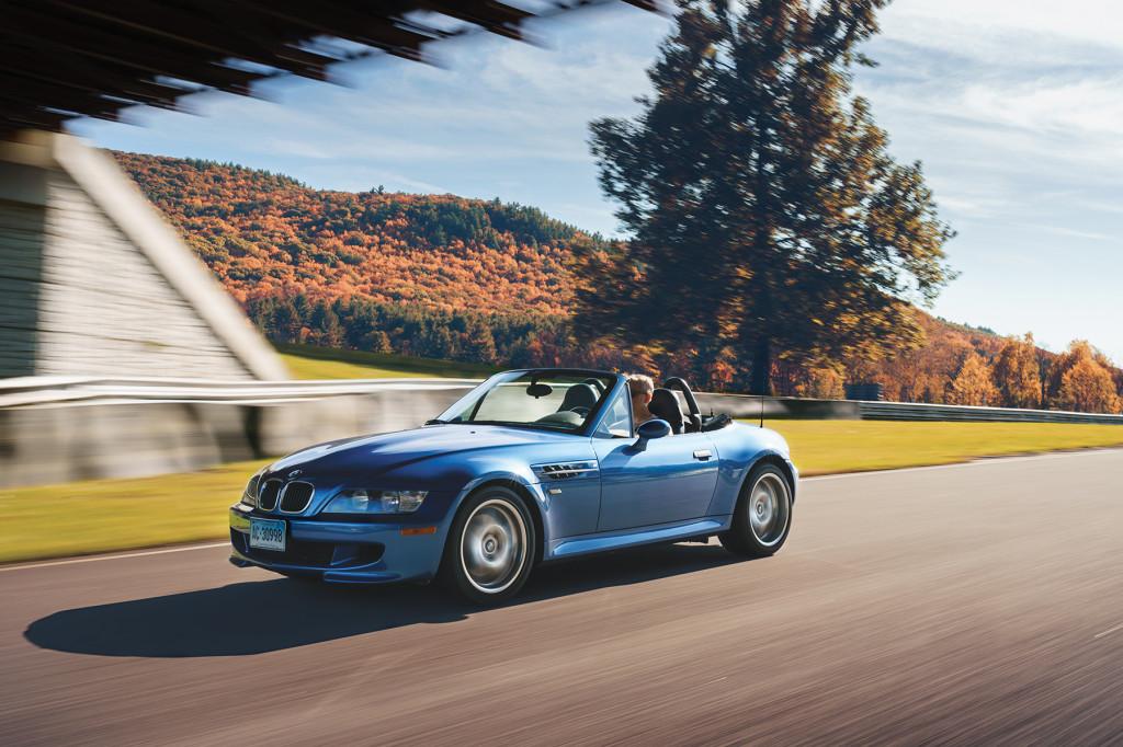 1998-2002 BMW M Roadster