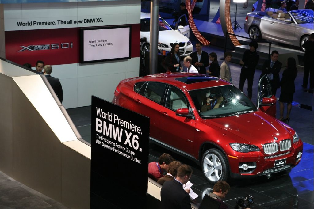 What Happens At Auto Shows?