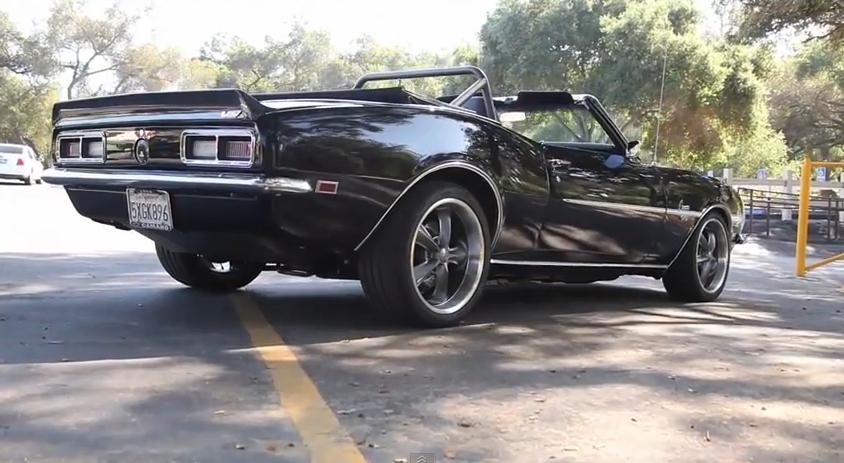 Keep Your 2012 Camaro ZL1, We'll Take This '68 Camaro ...