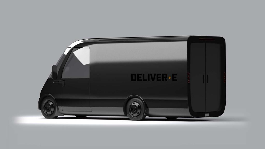 Bollinger Motors DELIVER-E van