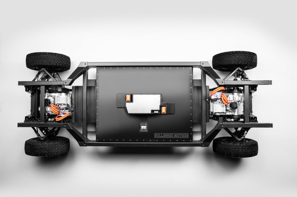 Bollinger Motors E-Chassis - March 2020