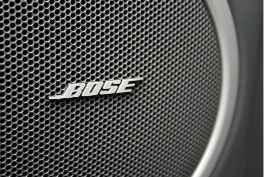 Bose to strip unwanted sounds with noise-canceling tech for cars