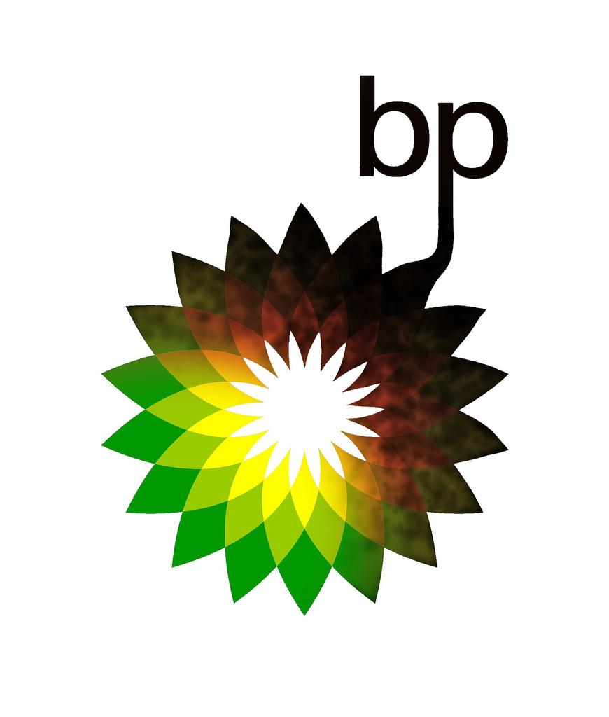 BP logo, reimagined [via Greenpeace UK]