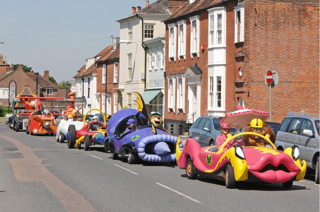 Britain's Wacky Races