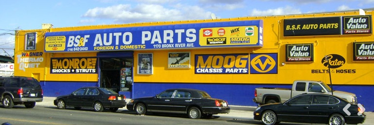 Image bs f auto parts bronx new york size 769 x 257 for Mercedes benz dealer in bronx ny