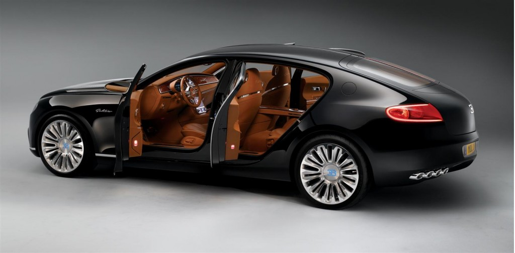 Bugatti Galibier's Price Will Be 'Extraordinary', If It Arrives