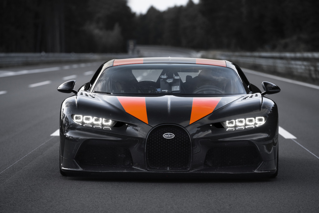 With top speed no longer the focus, Bugatti boss hints at other performance targets