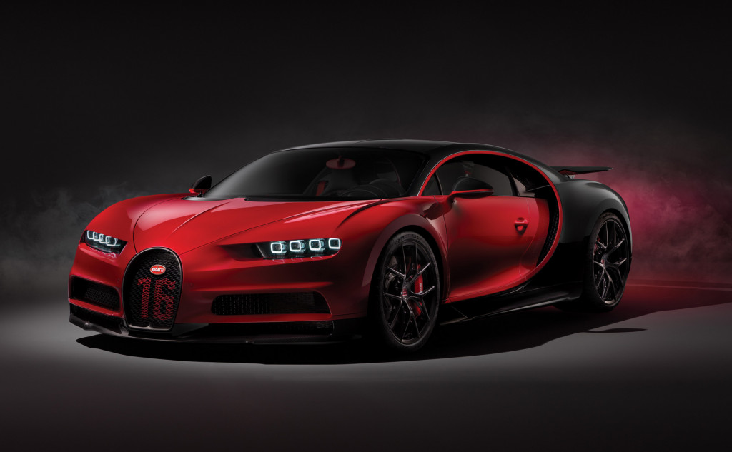 Bugatti Chiron Sport Is Lighter, Sharper, But Not Super