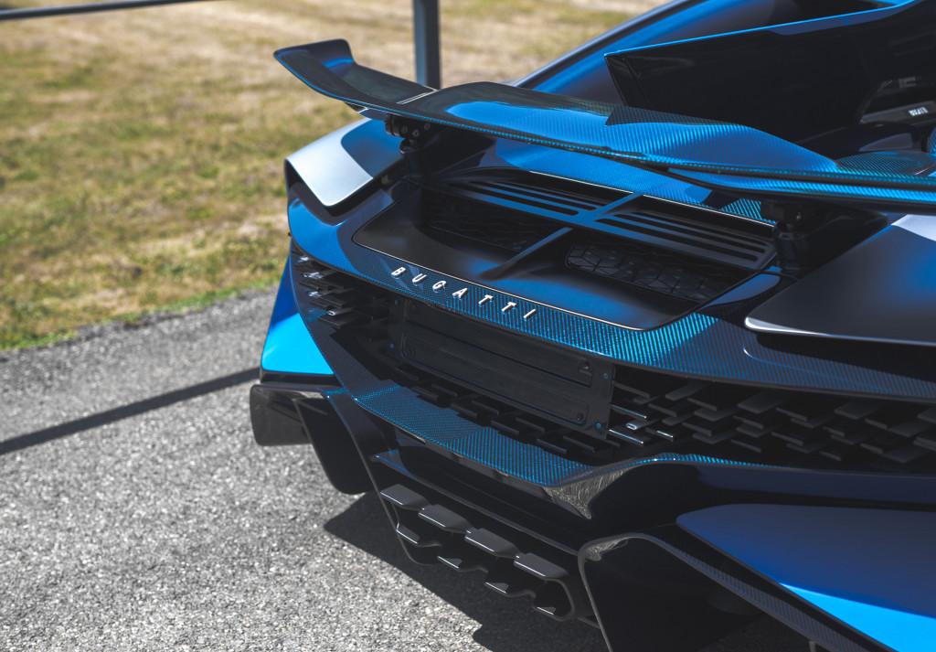 Bugatti Divo customer deliveries begin - August 2020