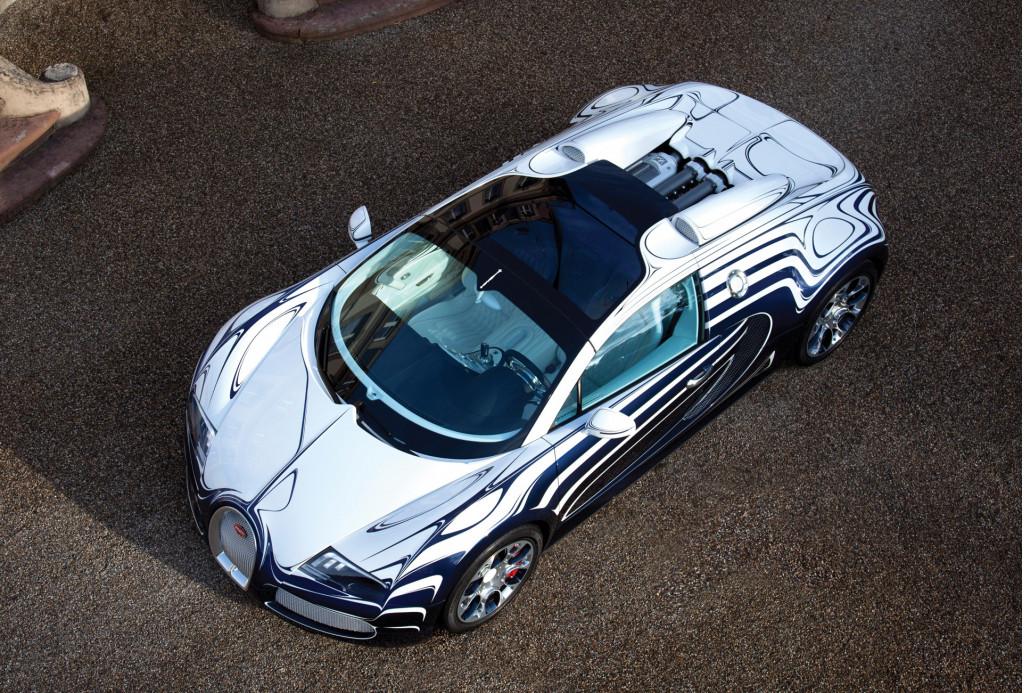 Bugatti Veyron Grand Sport L'Or Blanc (2011)
