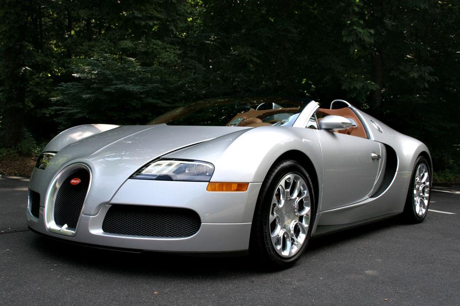 Bugatti Veyron 16.4 Grand Sport