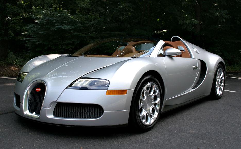 Video Bugatti Veyron Grand Sport Joins Jay Leno S Garage