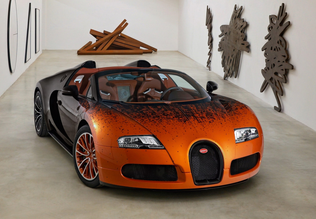 Bugatti Veyron Grand Sport Venet (2012)