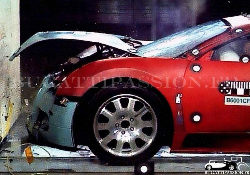 2018 Slingshot >> Gruesome Images From Bugatti Veyron Crash Test