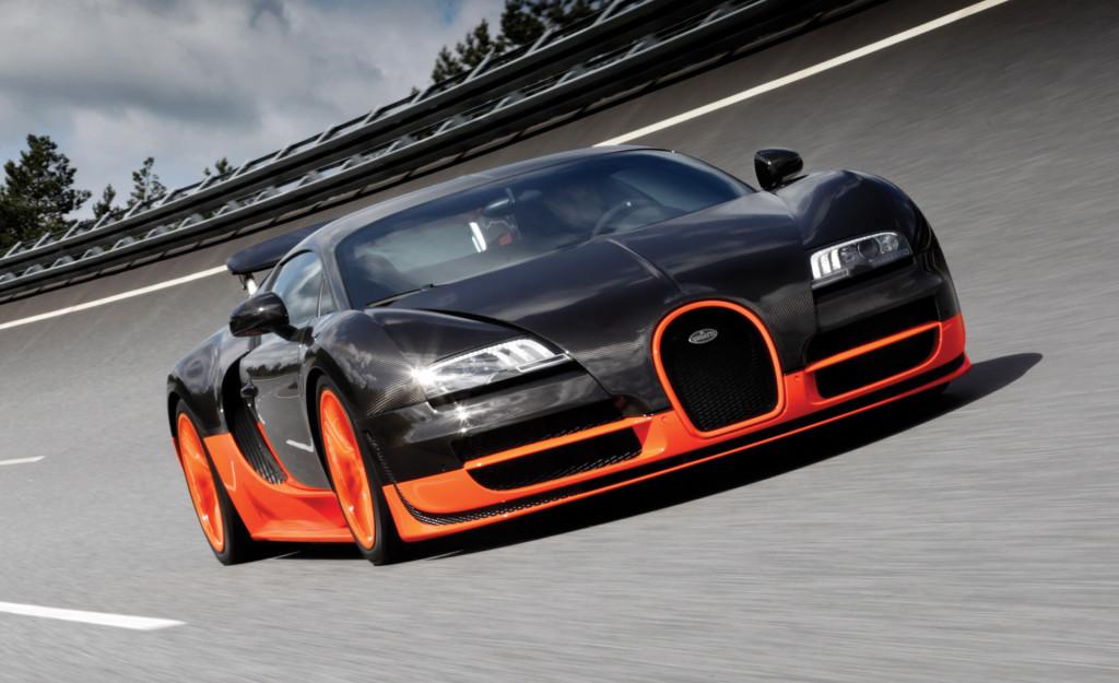 Bugatti Veyron Super Sport (2010)